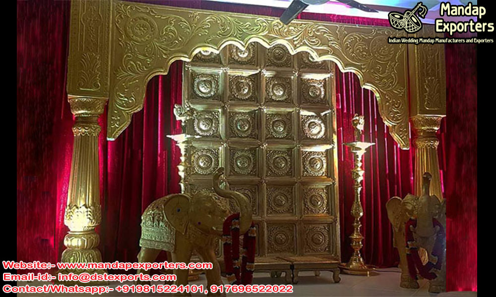 Best Wedding Event Stage Decoration Props