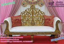 Charming Wedding King Throne Love seater