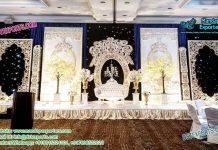 Splendid Wedding Stage Set Decoration.