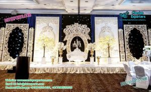 Splendid Wedding Stage Set Decoration.