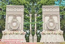 Wedding Ancient Theme Backstage Frame