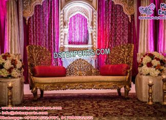 Arabian Wedding Couch for Sale