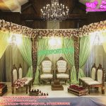 Beautiful Indian Wedding Mandap Chairs