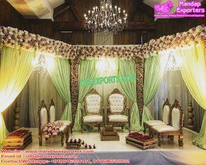 Beautiful Indian Wedding Mandap Chairs