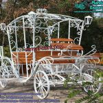 Cinderella Wedding Carriage for Photography
