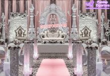 Grand Wedding Beautiful Look Stage
