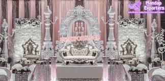 Grand Wedding Beautiful Look Stage