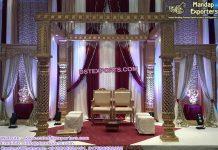 Haveli Look Rajawada Wedding Mandap