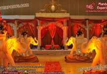 Indian Wedding Delightful Devdas Mandap