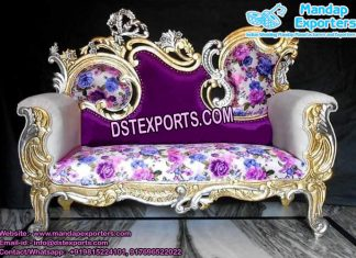 Indian Wedding Elite Style Couch (Sofa)