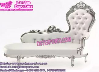 Italian Style Wedding Sliver Couch