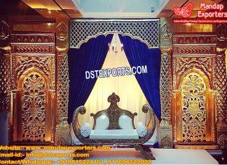 Jodha Akbar Look Indian Wedding Stage