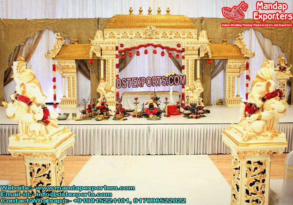 Manavari Designed Wedding Mandap