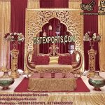 Muslim Mehraab Frame Stage Decoration