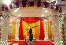 Phenomenal Plazo Mandap For Wedding