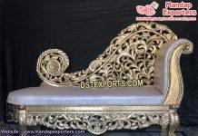 Italian Marriage Elegant Look Love-Seater