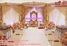 Top Wedding Event Wooden Mandap