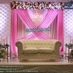 Top Western Wedding Leather Back-Walls