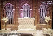 Wedding Ancient Designed Rajwada Frames