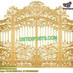 Wedding Backstage Fiber-gate Frame