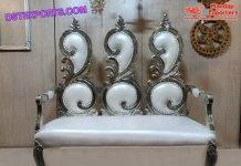 Wedding Royal Tripal Leaf Love Seat