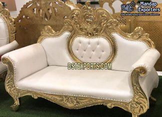 Deluxe Wedding Designer Couch
