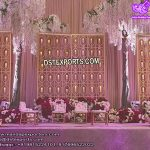 English Wedding Elegant Candle Walls