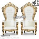 High Back Wedding Bridal Chairs