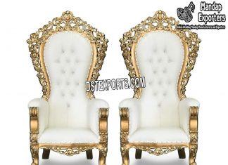 High Back Wedding Bridal Chairs