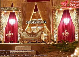 Hindu Marriage Famous Door Frame Stage