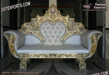 Luxury Wedding Diamond Love- Seater
