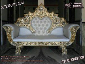 Luxury Wedding Diamond Love- Seater