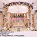 Masterpiece Wooden Mandap For Indian Wedding