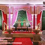 Royal Rajawada Wedding Stage/Mandap
