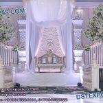 Stunning Indo-Canadian Wedding Stage