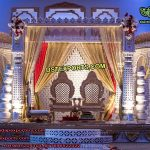 Traditional Indian Wedding Radha Krishan Mandap