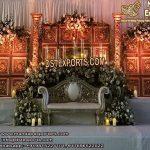 Ancient Wedding Stage Door Frame/panel