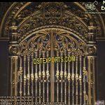 Antique Wedding stage Gate Frame
