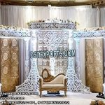 Grand Moroccan Theme Wedding Stage