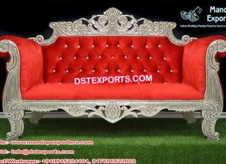 Latest Designer Wedding Love Seat
