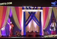 Punjabi Traditional Wedding Stage Props