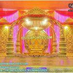 South Indian Elephant Marriage Mandap