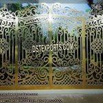 Stylish Wedding Golden Gate Panel Frame