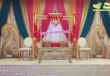 Best Mehndi Ceremony Decoration Paisley Props