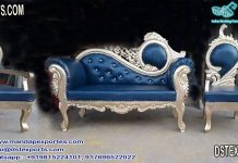 Italian Wedding Sofa Set For Sale