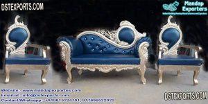 Italian Wedding Sofa Set For Sale