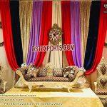 Traditional Indian Wedding Sofa Set