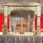Hindu Wedding Bollywood Theme Mandap