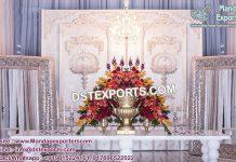 Exclusive Wedding Jewelry Frame Set