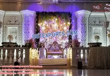 Splendid Grand Asian Wedding Stage